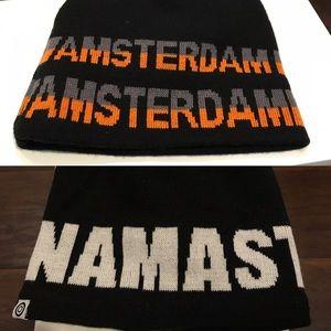 Beanie Bundle!! Namaste and Amsterdam